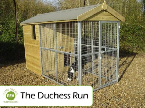 Duchess Dog Run 12ft x 6ft
